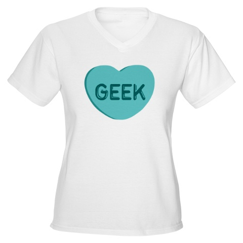 Geek Candy Heart