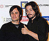 Photo of Diego Luna and Gael García Bernal at the Gira Ambulante 2009 Press Conference