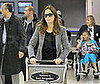 Photo of Emily Blunt Arriving at LAX
