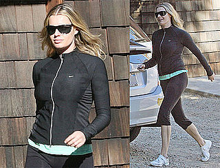 Photos of Rebecca Romijn Post-Baby Body