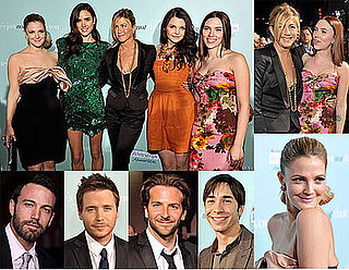 Ben, Jen, Scarlett, Drew, & Ginnifer Show What To Be That Into