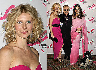 Gwyneth, Elizabeth, Elton & More Think Hottest Pink Ever