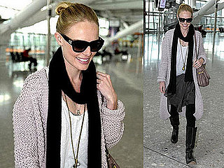 Kate Bosworth Leaves London