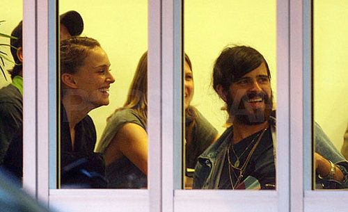 Natalie Portman and New Boyfriend Devendra Banhart in NYC