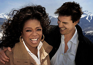 Tom Cruise on Oprah Winfrey