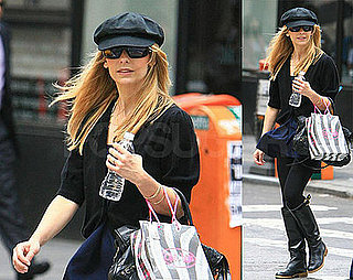 Sarah Michelle Gellar Is an Urban Girl