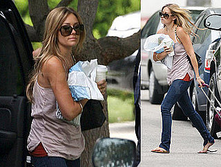 Lauren Conrad in LA
