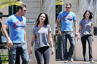 Photos of Megan Fox and Brian Austin Green In LA
