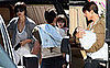 Photos of Suri Cruise Sleeping in Tom's Arms on Set of Seven Pounds