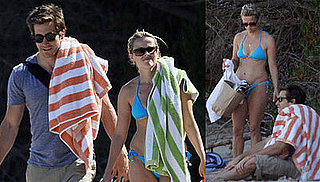 Reese Witherspoon Bikini Photos With Jake Gyllenhaal in Malibu