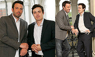 The Affleck Boys Are Back, Baby, Back