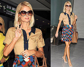 Paris Hilton Launches Dollhouse Clothing Line