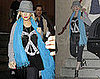 Christina Aguilera and Jordan Bratman Out for a Date in LA