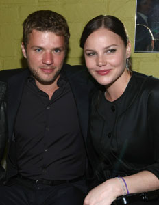 "Photos of Ryan Phillippe and Abbie Cornish at the Australians in Film 2008 ""Breakthrough Awards"""