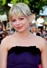 Michelle Williams to Contribute to Heath Ledger Memorial Scholarship