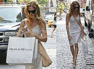 Photos of Sarah Jessica Parker's Fashion In NYC