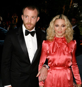 Do You Think Madonna and Guy Are Splitting Up?