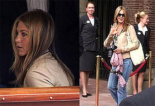 Photos of Jennifer Aniston on a Boat Ride in Amsterdam