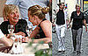 Photos of Ellen DeGeneres and Portia de Rossi in Rome