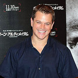 9. Matt Damon
