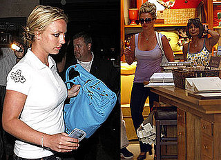 Photos of Britney Spears Shopping With Lynne Spears