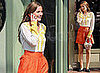 Photos of Leighton Meester on the Set of Gossip Girl