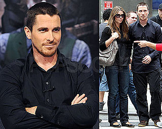 Photos of Christian Bale and His Wife Sibi