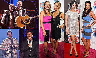 Photos of Celebrities Including The Hills Girls at VH1 Rock Honors: The Who