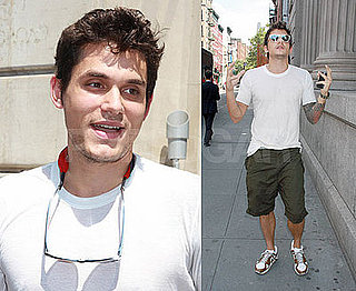 Photo of John Mayer in New York