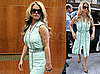 Photos of Jessica Simpson in New York City