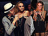 Photos of Lindsay Lohan and Samantha Ronson Partying at Lily Pond in the Hamptons