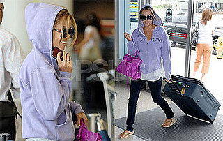 Photos of Lauren Conrad at LAX Airport