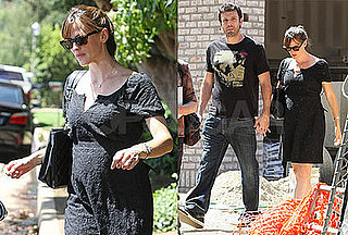 Photos of Jennifer Garner and Ben Affleck Holding Hands