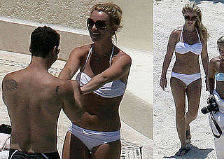Britney Spears Bikini Photos in Cabo With George Maloof