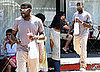 Photos of Kanye West Leaving Joan's on 3rd in LA