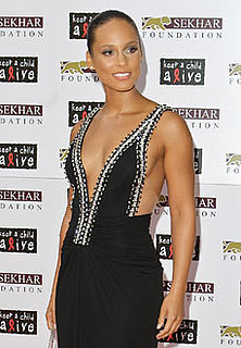 Photo of Alicia Keys Who Recently Banned Phillip Morris From Promoting Her Concert in Indonesia
