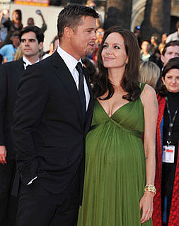 Photo of Brad Pitt and Angelina Jolie, Whose Twins Pictures Will Be Unveiled by People Magazine on Sunday