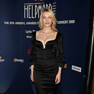 Cate Blanchett at the Helpmann Awards