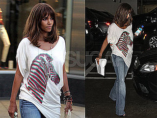 Photos of Halle Berry in Hollywood