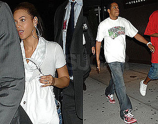 Photos of Beyonce Knowles' Wedding Ring