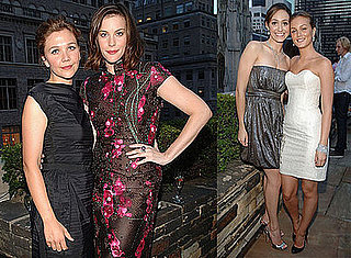 Photos of Leighton Meester, Emmy Rossum, Maggie Gyllenhaal, Liv Tyler at Piaget Party in NYC