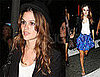 Photos of Rachel Bilson at Crown Bar