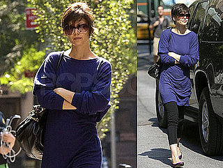 Photos of Katie Holmes in Manhattan