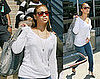 Photos of Beyonce Knowles at LAX 2008-08-13 02:03:00