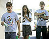 Photos of Shia LaBeouf&#039;s Hand After Car Accident, With Isabel Lucas in LA