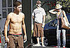 Photos of Shia LaBeouf Shirtless