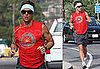 Photos of Matthew McConaughey Running in LA