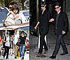 Photos of Katie Holmes, Suri Cruise, and Tom Cruise in NYC