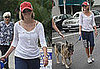 Photos of Reese Witherspoon Walking Jake Gyllenhaal's Dog Atticus