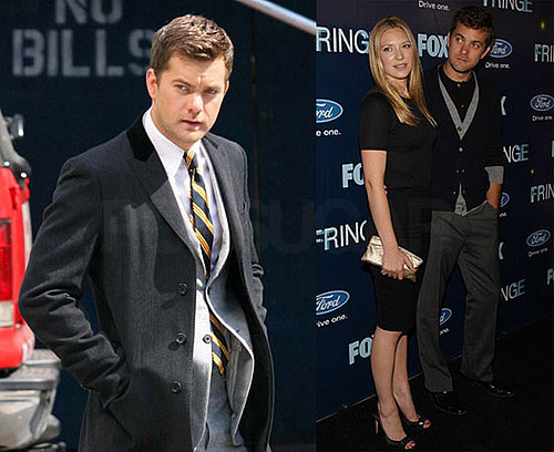 Photos of Joshua Jackson Out in NYC and Fringe Premiere
